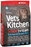 Vet's Kitchen Dog Food Senior Complete Salmon and Brown Rice 3 kg