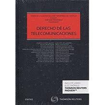 Derecho De Las Telecomunicaciones (Civitas) (Gran Tratado)