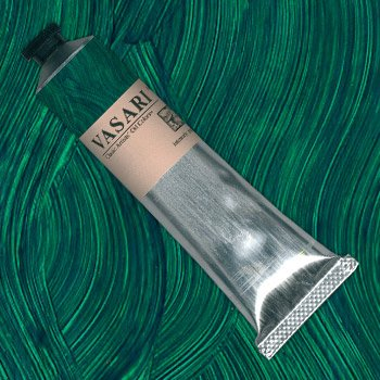VASARI : CLASSIC OIL PAINT : 175ML : PHTHALO GREEN