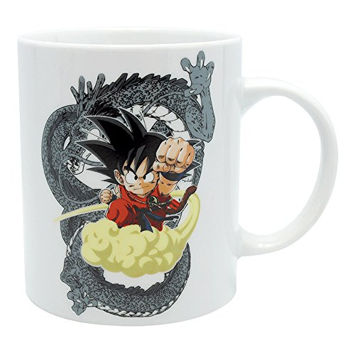 ABYstyle - DRAGON BALL - Tazza - 320 ml - Goku e Shenron