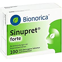 Sinupret forte Tabletten, 100 St.