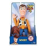 Toy Story 4 - Figura de Woody el Sheriff suave - 40cm de altura (Bizak...