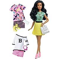Barbie DTD97 34 B Fabulous and Fashions Fashionistas Doll