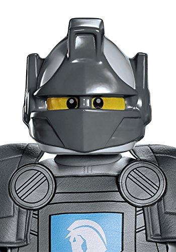 Lego Maske, Zubehör für Nexo Lance-Kostüm, Kinder