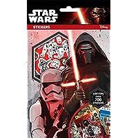 Confezione di oltre 700adesivi Star Wars VII