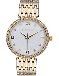 Giordano Analog White Dial Women's Watch - A2060-55