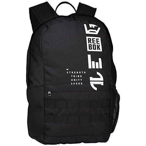 Reebok Kinder Rucksack Kids Backpack, schwarz (Kinder Rucksack Reebok)