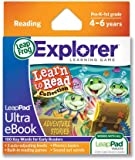 LeapFrog LeapPad Ultra eBook: Learn to Read Adventure Stories