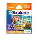 Best LeapFrog Tablet For Works - LeapFrog LeapPad Ultra eBook Learn to Read Collection: Review