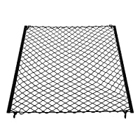 4 Hook Car Universal Trunk Cargo Net Mesh Storage Organizer Auto Accessories