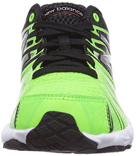 New Balance KJ890 Unisex-Kinder Sneakers Grün (CHP GREEN/BLACK)