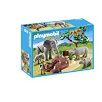 Playmobil 5417 Wild Life African Savannah with Animals
