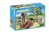 Playmobil Vida Salvaje - Sabana africana con animales (5417)