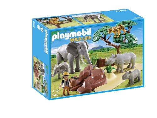 Playmobil Vida Salvaje - Sabana africana...