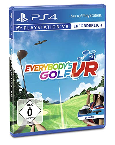 Everybody´s Golf VR (Spiele 4 Playstation Golf)