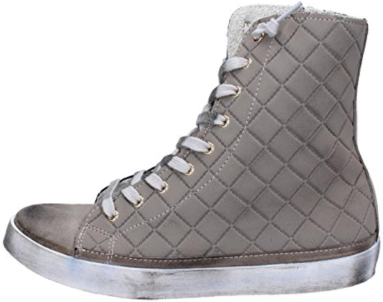 Gentiluomo   Signora 2 STAR scarpe da da da ginnastica Donna Tessuto Beige Moda moderna ed elegante Buon mercato Prezzo al dettaglio   A Prezzi Convenienti    Uomini/Donne Scarpa  46b662