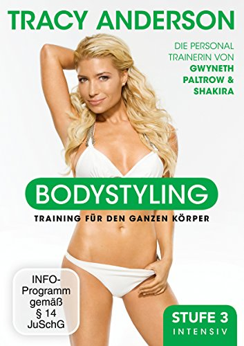 Tracy Anderson - Bodystyling: Intensiv, Stufe 3 (Design Intensive)