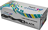 Power of Colours Compatible Noir Cartouche de Toner pour Epson AcuLaser M1200 (3200 Pages)