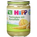 Hipp Pastinaken mit Kartoffeln, 6er Pack (6 x 190)
