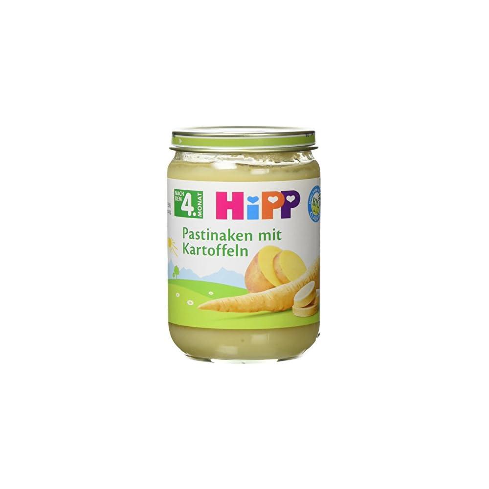Hipp Pastinaken Mit Kartoffeln Bio 6er Pack 6 X 190 G