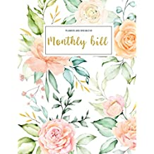 Monthly Bill Planner and Organizer: cash budget book | 3 Year Calendar 2020-2022 Budgeting Planer with income list,Weekly expense tracker ,Bill ... Design Gift (Financial Planner Budget Book)