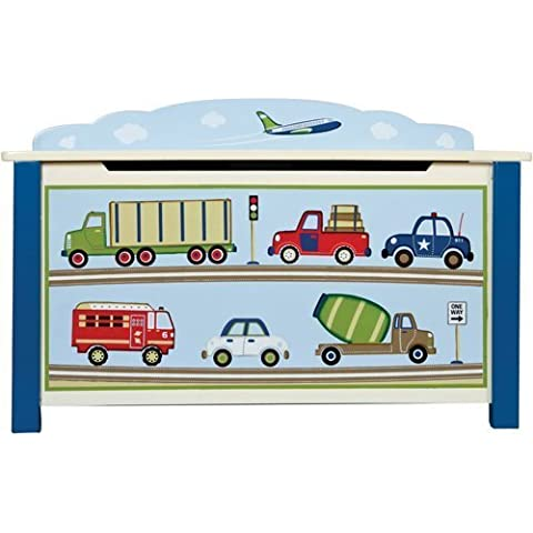 Guidecraft Moving All Around Toy Box by aBaby