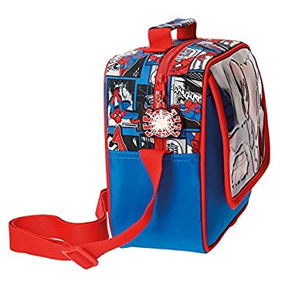 51lnOdvlScL. SS416  - DC Comics Spiderman Bolso Make Up Adaptable El Trolley Bag Bolsos Neceser Vanity Estuche