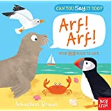 Can You Say it Too? Arf! Arf!