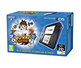 Nintendo 2DS - Consola, Color Azul + Yo-Kai Watch (Preinstalado)