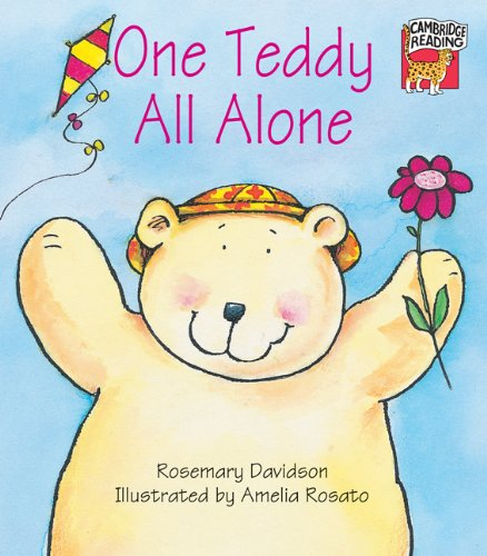 One teddy all alone