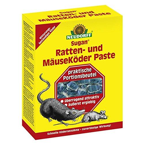 Piège Rat & Souris de Leurre de pâte 400 g