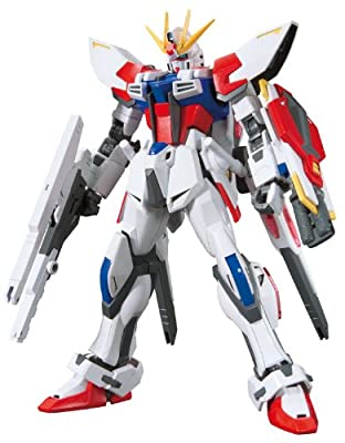 Bandai Hobby HGBF Star Bj Strike Gundam plavsky Wing Model Kit (1/144Scale) von Bandai Hobby