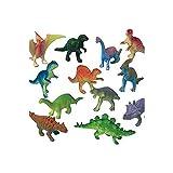 Animales Dinosaurios (paquete de 12)