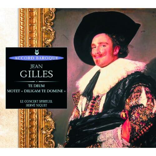 Gilles: Diligam te, Domine - Duo basse soprano
