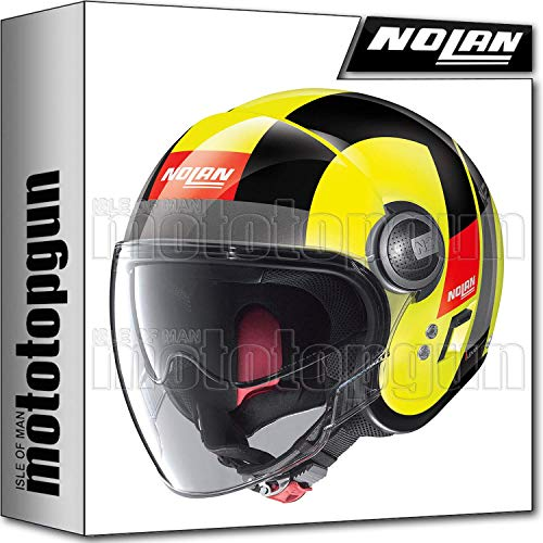 NOLAN CASCO MOTO INTEGRALE N87 ORIGINALITY 070 L
