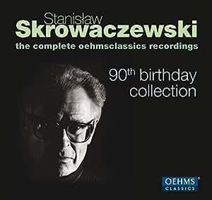 Skrowaczewski, 90th birthday collection : Intégrale des enregistrements Oehms Classics