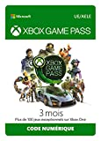 Abonnement Xbox Game Pass | 3 Mois | Xbox One - Download Code