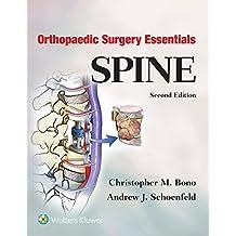 Orthopaedic Surgery Essentials: Spine (Orthopaedic Surgery Essentials Series) (English Edition)