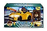 Pinypon Action 700015150 - Super Macchina con Personaggio Spia e Accessori, per Bambini da 4 a 8 Anni