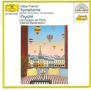 Franck: Symphony in d Minor; Psyché