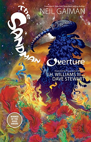 The Sandman Overture Cover Image