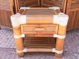 Nachttisch Bambusnachttisch Bambustisch Beistelltisch Song