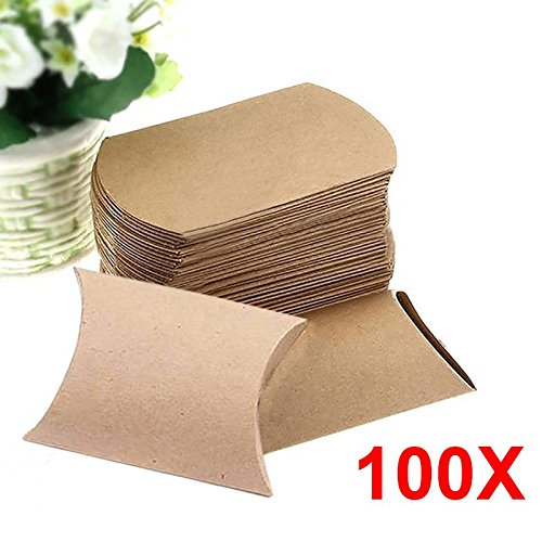 hrph-100pcs-kraft-paper-pillow-candy-box-wedding-favor-gift-party-supply