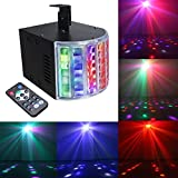 Mini Led Derby Effect Lights Spooboola DJ Disco Party Lights for Stage Lighting