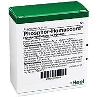 PHOSPHOR HOMACCORD Ampullen 10 St preisvergleich bei billige-tabletten.eu