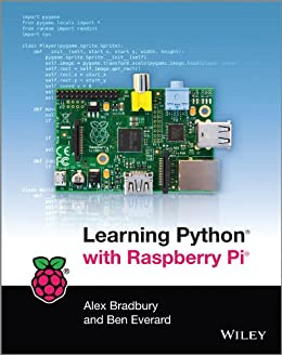 Learning Python With Raspberry Pi EBook Alex Bradbury Ben Everard - Raspberry minecraft spielen