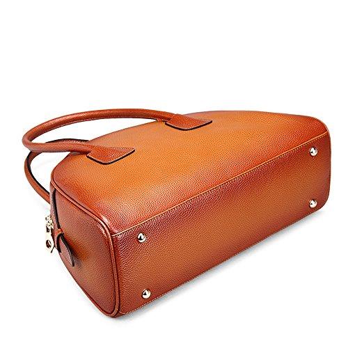Meijia ,  Damen Tasche braun