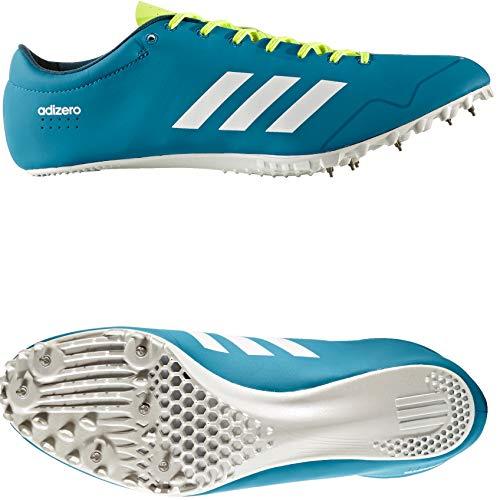 adidas Adizero Prime Sp Scarpe da Running Unisex - Adulto, Vari Colori (Petmis/Ftwbla/Petnoc) 45 1/3 EU