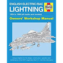 English Electric/BAC Lightning Manual (Owners' Workshop Manual)
