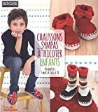 Chaussons sympas à tricoter...